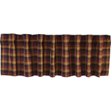 Primitive Check Valance 16x60