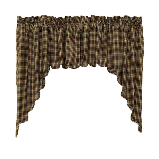 Window KettleGrove Swags & Tiers VHC-Brands