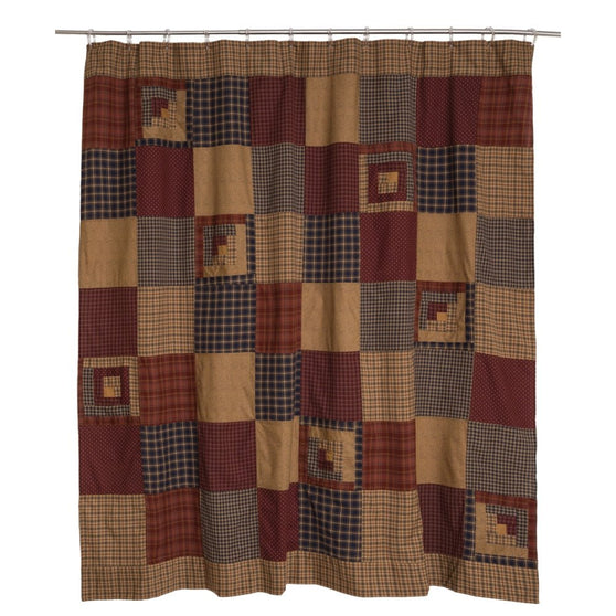 Bedding Millsboro Shower Curtains VHC-Brands