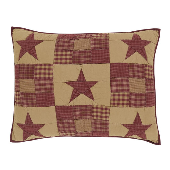 Bedding NinepatchStar Euros, Shams & Pillow Cases VHC-Brands