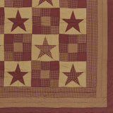 Bedding NinepatchStar Quilts VHC-Brands