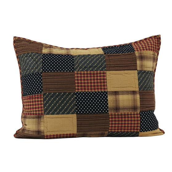 Bedding PatrioticPatch Euros, Shams & Pillow Cases VHC-Brands