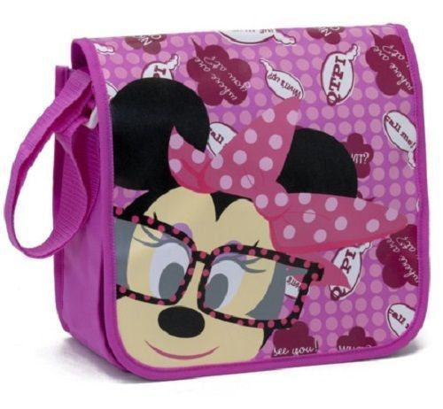 Minnie Mouse Pink Satchel