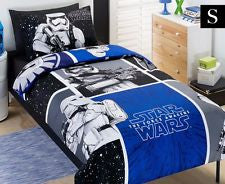Star Wars Storm trooper Single Quilt Cover