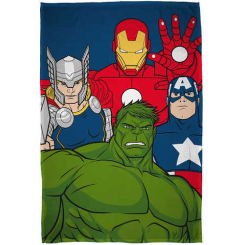 Marvel Avengers Mission Throw / Blanket