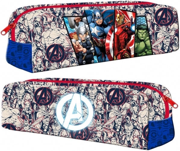 Marvel Avengers Character Pencil Case