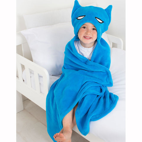 Batman cuddle robe