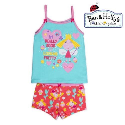 Ben & Holly Singlet and Brief set