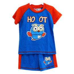 Giggle & Hoot Summer Pjs size 1.
