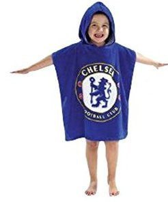 Chelsea FC Hooded Towel Poncho