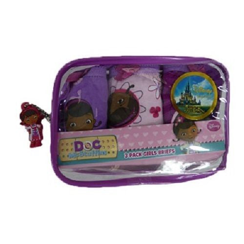 Doc McStuffins 3 pack Briefs