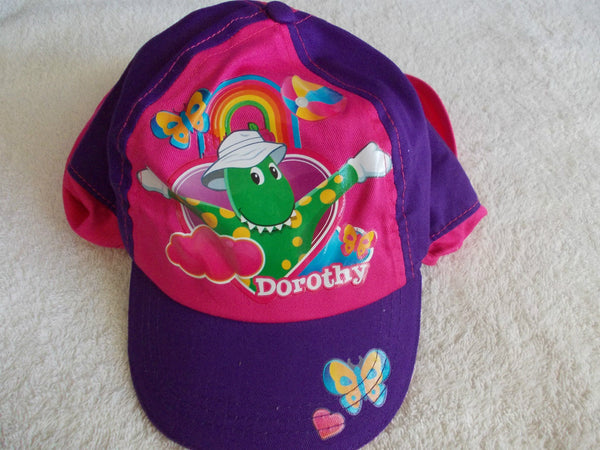 "Dorothy ""Wiggles"" Legionaires  hat 1-3 yrs"
