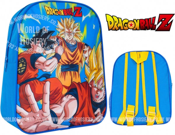Dragon ball Z    Small  Backpack