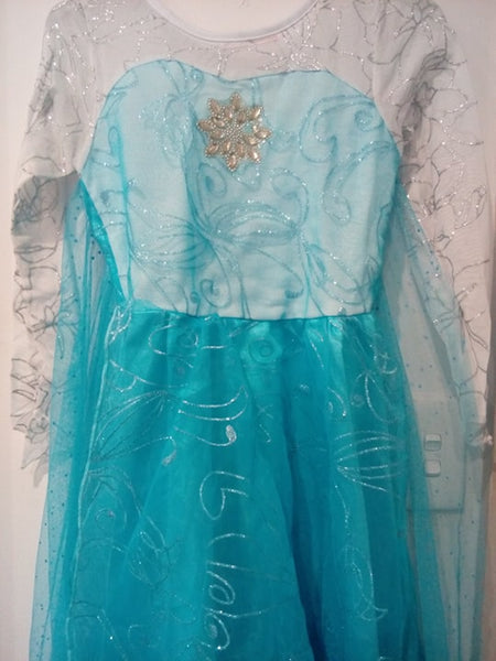Frozen dress size 5