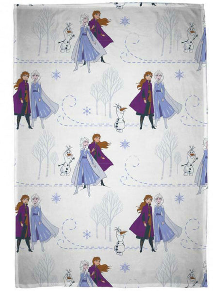 "Frozen ""Element"" Coral Fleece  Blanket"