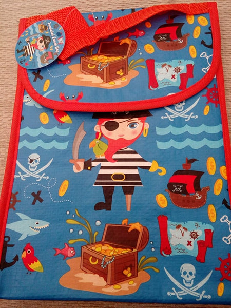 Jake and the Pirates Insulated cooler bag