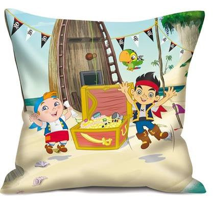 Jake the Pirates Cushion