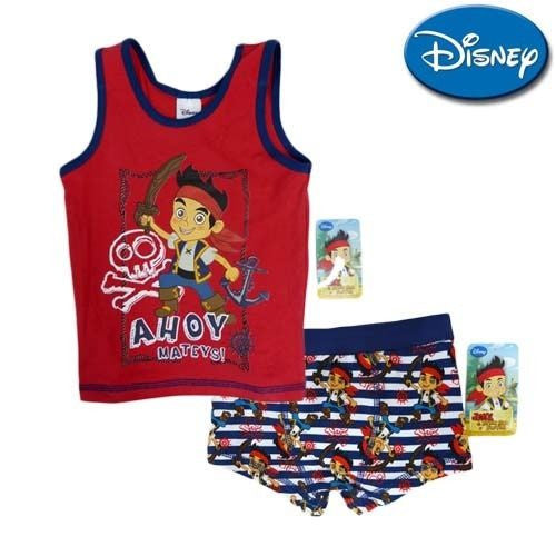 Jake and the Neverland Underwear Set
