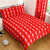 Liverpool FC ~  Double/Queen   Quilt cover, Football