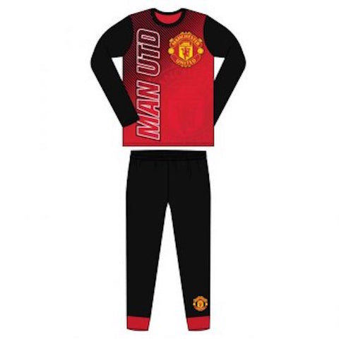 Manchester UTD  FC Kids  Licensed Pyjamas