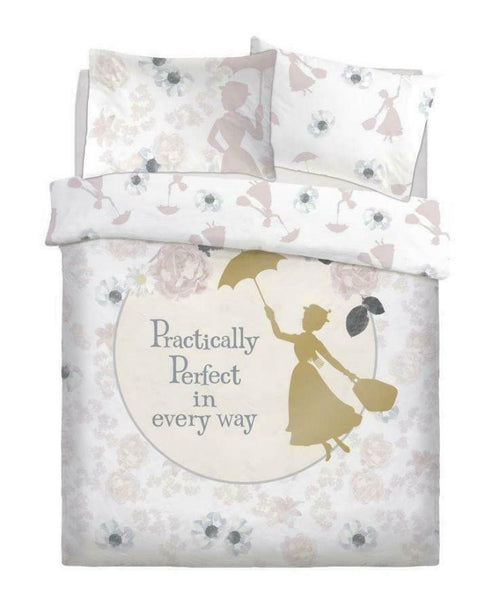 "Mary Poppins ""Perfect"" Double Quilt Cover"