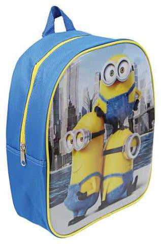 Despicable Me. Minion Backpack Junior size