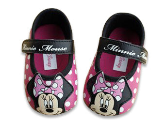 Disney Minnie Mouse Baby shoes