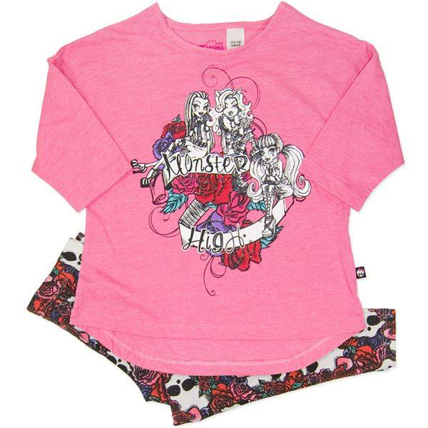 Monster High Licensed Pyjamas