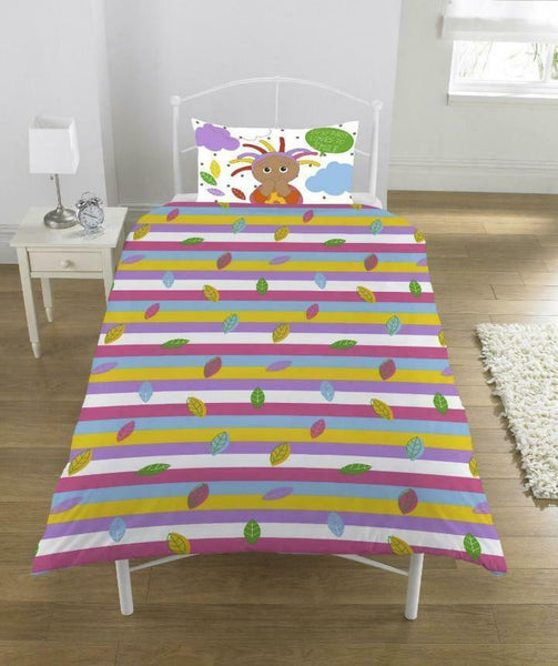IN THE NIGHT GARDEN  single Quilt Cover