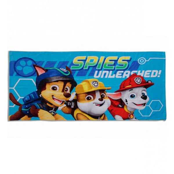 "Paw Patrol ""Spies"" beach Towel"