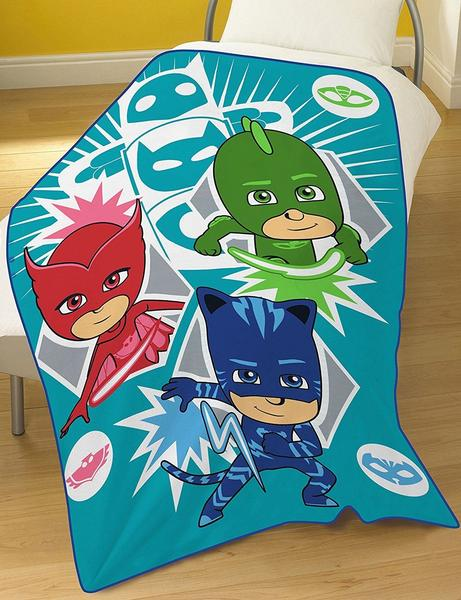 "Pj Masks  ""hero""  Throw / Blanket"