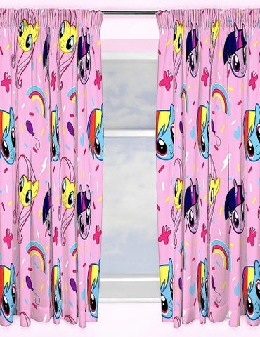 "My little Pony curtains ""Equestria"""