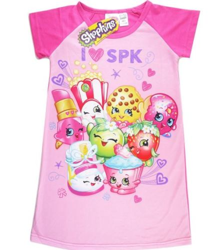 Shopkins Nighty