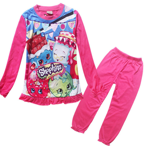 Shopkins Cotton Pyjamas