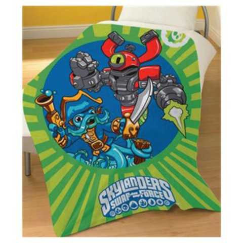 Skylanders Fleece blanket / throw