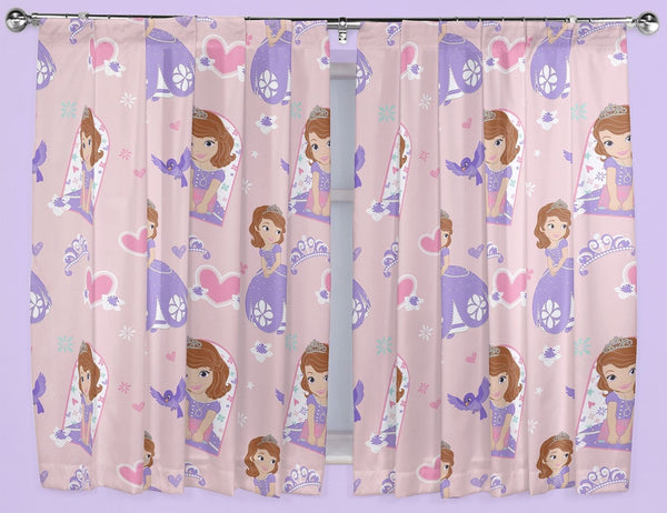 Sofia The First Curtains