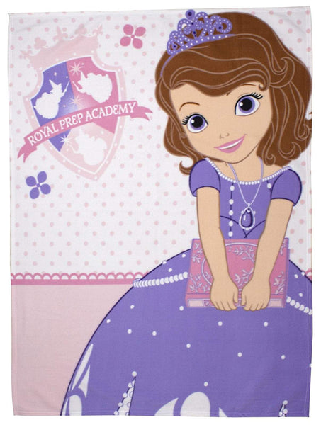 Sofia The First Blanket / Throw