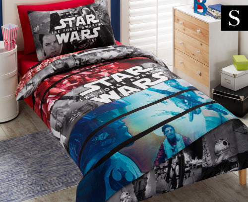 Star Wars Conflict Single Quilt Cover