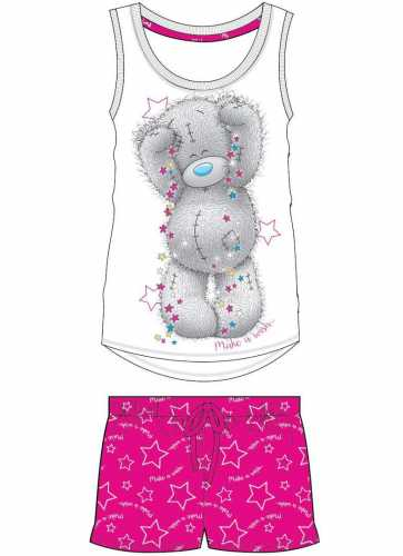 Tatty Teddy Ladies summer pyjamas