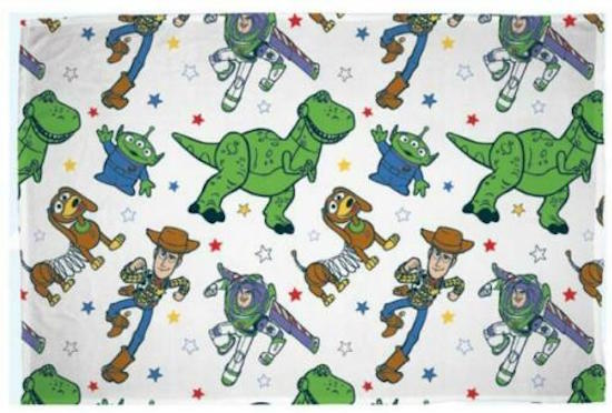 "Toy Story 4 ""Roar"" Coral Fleece  Blanket"