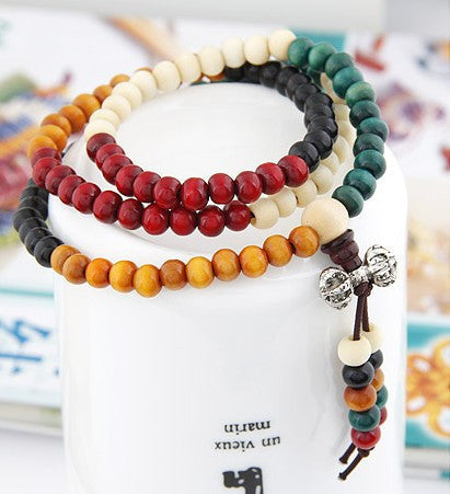 Collier Mala Multicolore