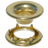 Brass-Rolled-Rim-Grommet-Spur-Washer-Stimpson-0