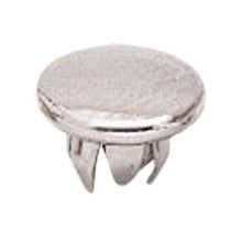 "Nickel Plated Standard Hole Plug to Fit 3/16"" Hole Steel- Stimpson"