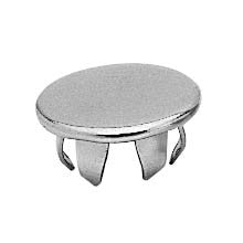 "Stainless Steel Standard Hole Plug - Fits 3/8"" Hole - Stimpson"