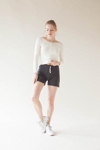 Relaxed Supima Short