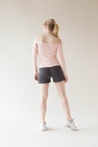 Center Seam '03' Ballerina Top
