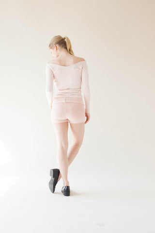 Viscose '03' Ballerina Top