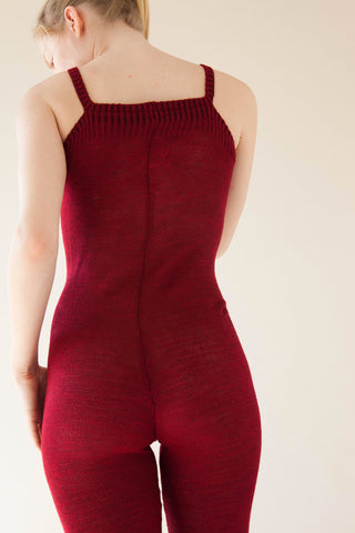 Long Knit Bodysuit