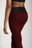 Low Rise Drawstring Leggings