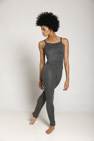 Long Cotton Bodysuit